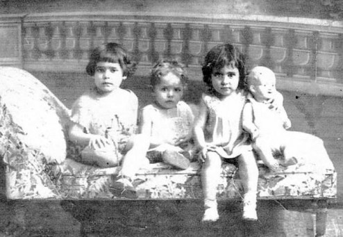Moraima, Norma y Gloria. Foto: Cándida de la Flor.