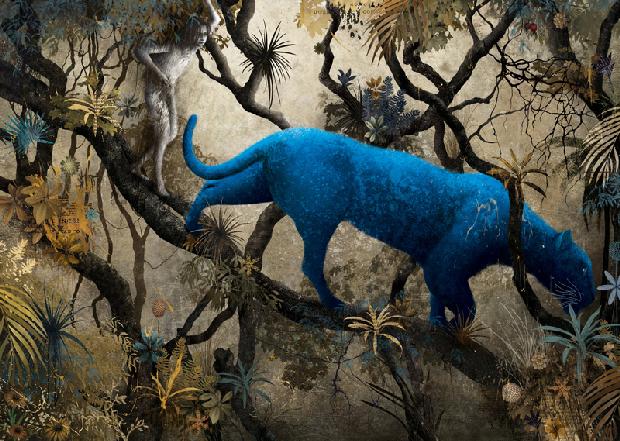 Gabriel Pacheco. El libro de la selva.