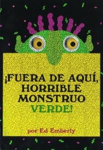 fuera monstruo verde
