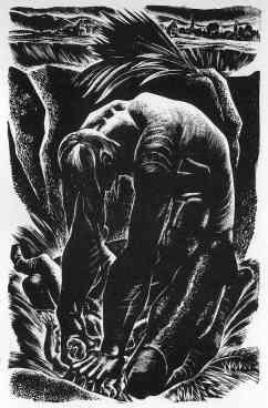 Frankenstein Lynd Ward 2