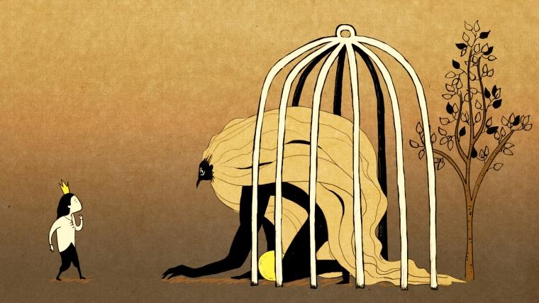 Ilustraciones de Xun Wang.