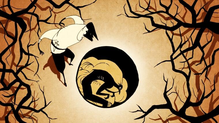 Ilustraciones de Xun Wang para corto animado.