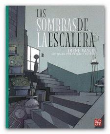 Las sombras de la escalera (portada)