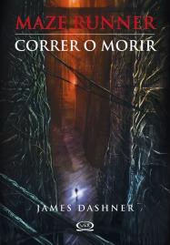 Maze Runner - cover sp-Corre_o_morir