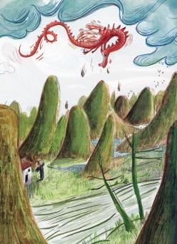 Ilustración: Clotilde Perrin.