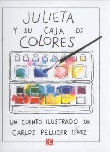julieta y su caja de colores