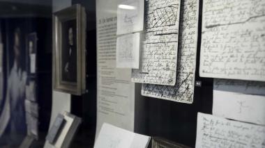 Cartas de Andersen en su Casa Museo.