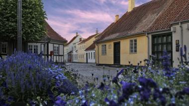 Casa de nacimiento de Andersen.