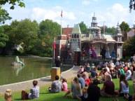 Festival anual por el nacimiento de Andersen en Odense.