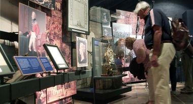 Cronología de la vida de Andersen en su Casa Museo.