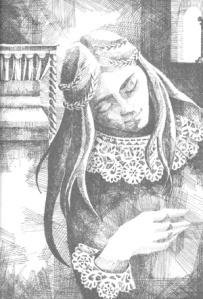 Marina colasanti ilustración