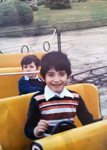 Claudio Ledesma niño2