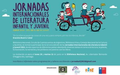Jornadas LIJ 2013 2