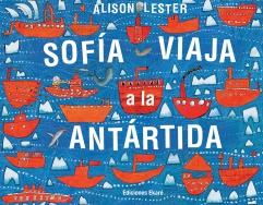 Sofia Viaja a la Antártida