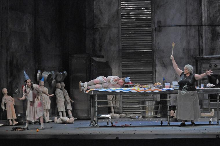 Hansel y gretel lyric opera chicago