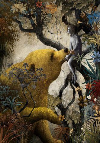 El libro de la selva pacheco 2