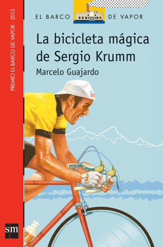 La bicicleta mágica de Sergio Krumm, SM, 2013.
