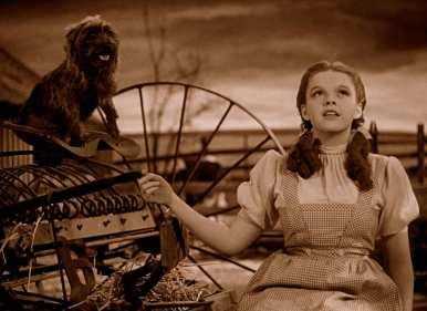 Dorothy judy garland