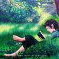 frodo leyendo 3 annelouise