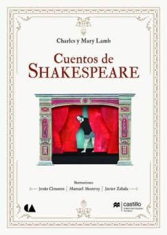 Cuentos de Shakespeare, Mary y Charles Lamb, Ediciones Castillo.
