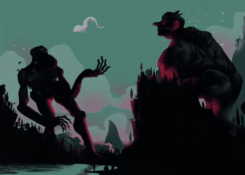 Gigantes y Fujur DB