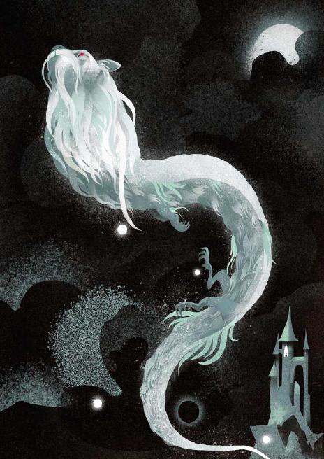 La Suerte Del Dragón Blanco 2 Linternas Y Bosques
