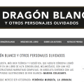 Pagina dragon blanco