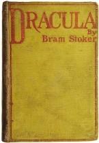 Dracula primera edicion