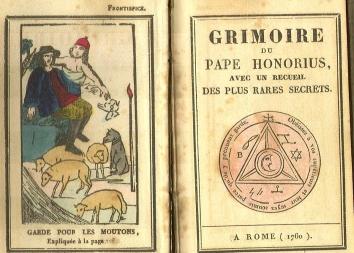 Grimoire Honorius