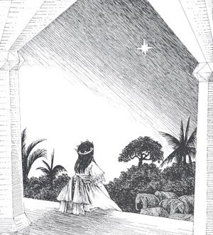 Ilustración de Monika Doppert.
