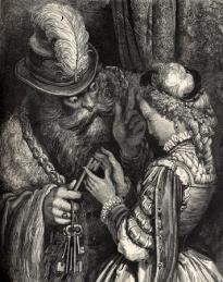 Gustave Doré, 1862.