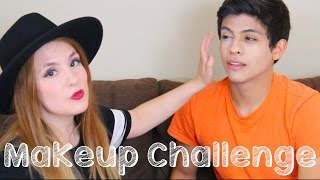 Booktubers make up challenge
