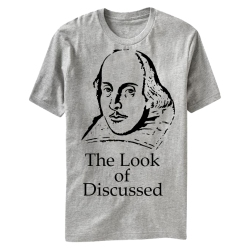 camiseta shakespeare
