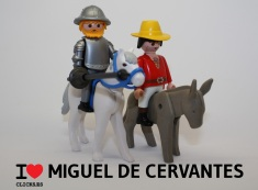 Don Quijote, Playmobil.