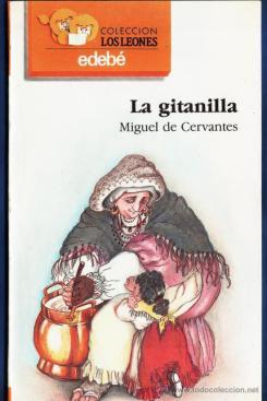 La gitanilla, Miguel de Cervantes, Edebé.