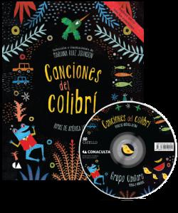 Canciones del colibri con cd