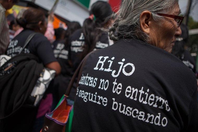 Foto Octavio Gomez para Proceso Madres rastreadoras