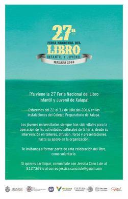 Feria libro Xalapa 2016