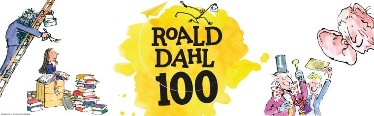 Roald Dahl 100