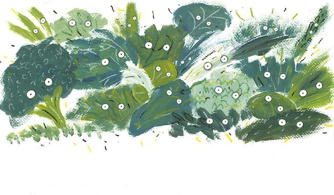 viernes verdes