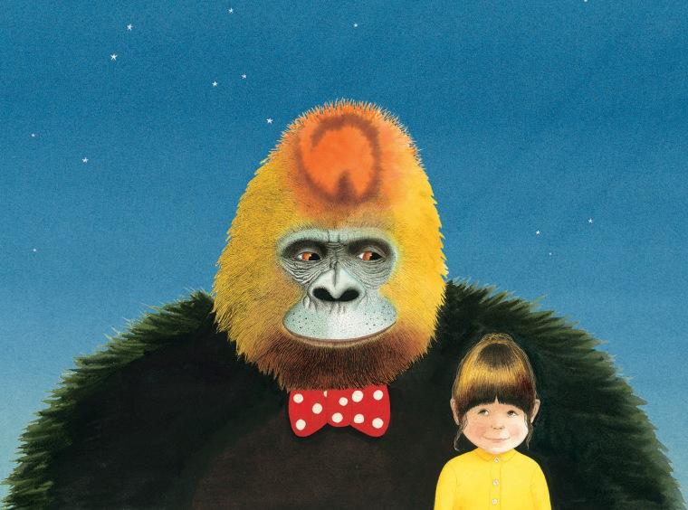 gorila-browne