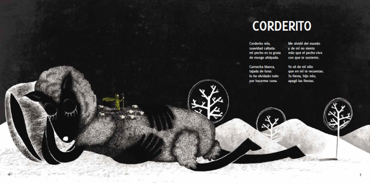 Reino Animal, ilustrado por Fito Holloway, Pehuén, 2014.