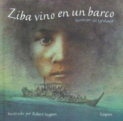 Ziba vino en un barco