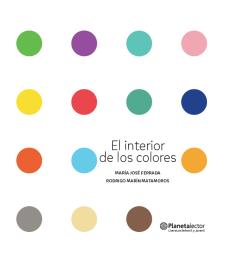El interior de los colores portada