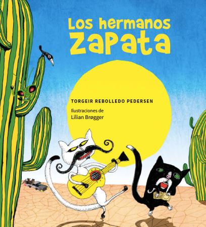 Los hermanos Zapata portada