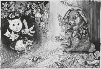 Peter, el conejo travieso