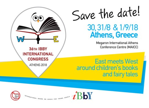 Congreso IBBY Atenas 2018