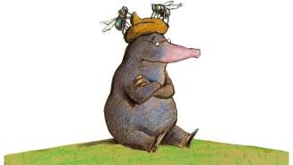 Ilustración de Wolf Erlbruch