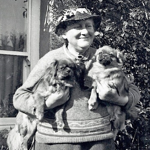 Beatrix Potter y sus perros 2