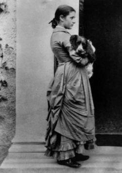 Beatrix Potter y sus perros